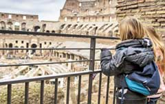 Colosseum Tour for Children